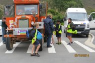 Visit to Primary School at Kurow