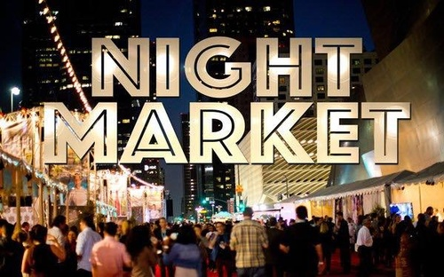EventPhotoFull_NightMarket_SLUSaturdayMarket This coming weekend around Lake Union June 16th & 17th 2018