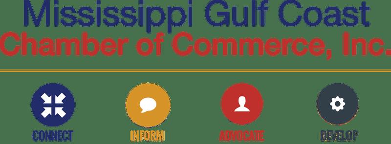 Mississippi Gulf Coast Chamber of Commerce, Inc. Logo