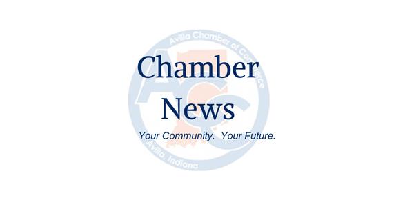 Avilla Chamber News Logo