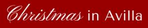 Christmas In Avilla Small Banner