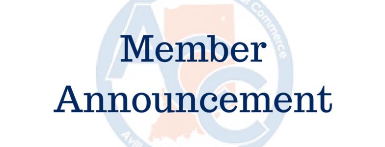 Membership Annoucement