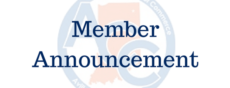Member Announcement