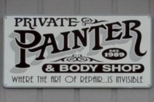 Private Painter Body Shop