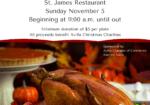 Avilla Chamber Turkey Dinner 2017