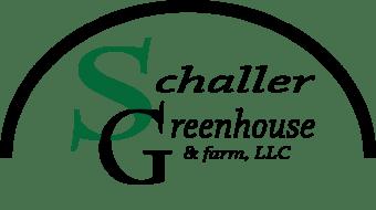Schaller Greenhouse & Farm Logo