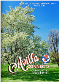 2021 April Avilla Connects Newsletter