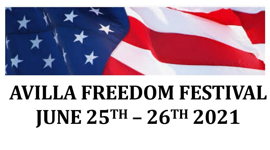 2021 Freedom Festival: June 25 – 26