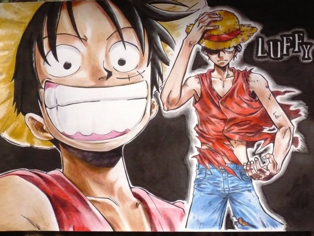 One Piece:Luffy (1/6)
