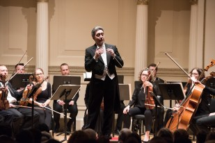 Chamber Orchestra of New York - Director Salvatore Di Vittorio - SALVATORE DI VITTORIO Venus and Adonis