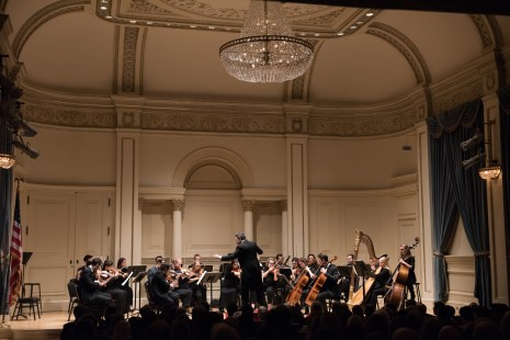 Chamber Orchestra of New York - Director and Conductor - Salvatore Di Vittorio - RAVEL Le tombeau de Couperin