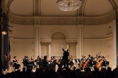 Chamber Orchestra of New York Salvatore Di Vittorio, Music Director and Conductor
