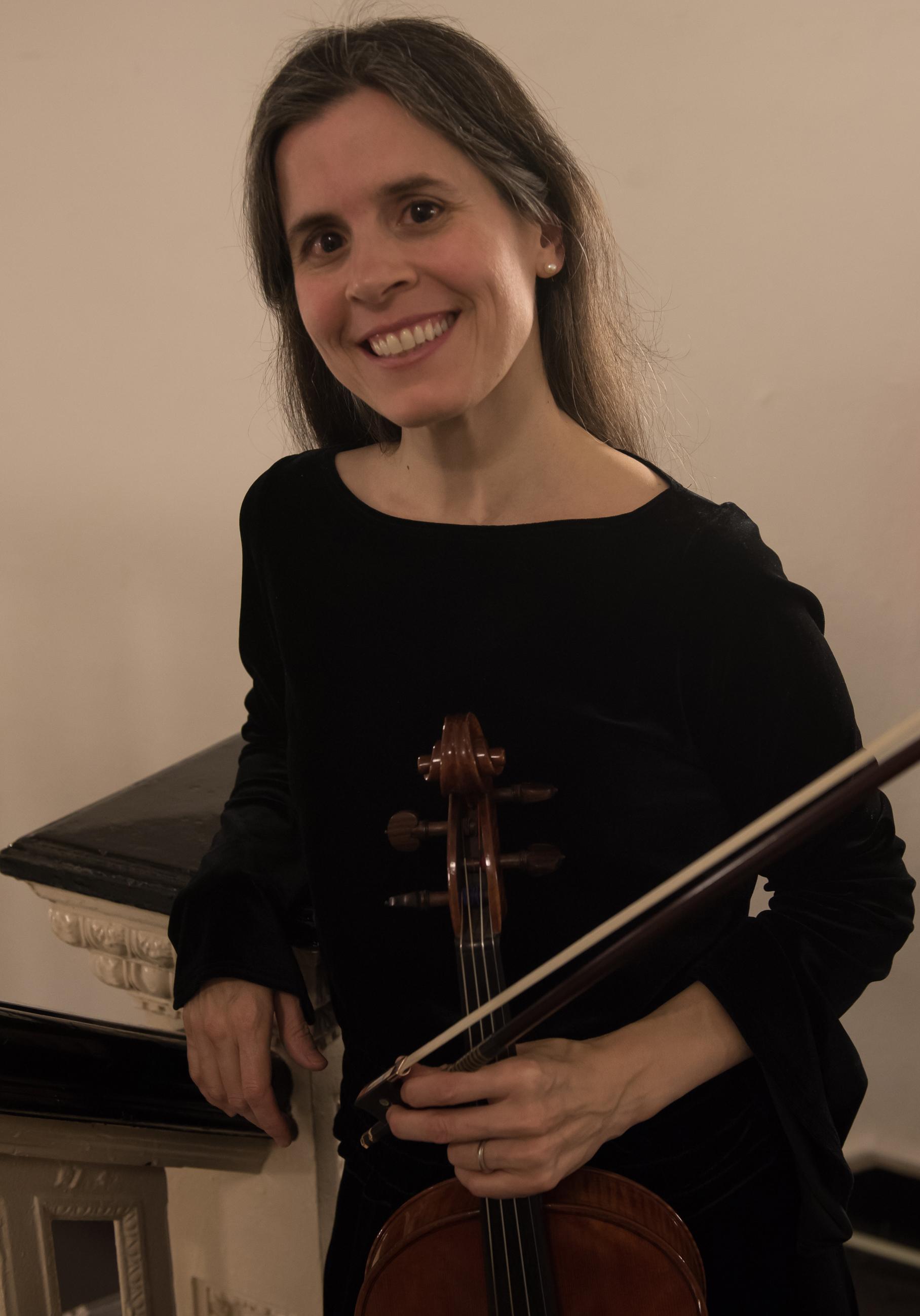 Viola, Santa Maria Pecoraro, Orchestra Manager