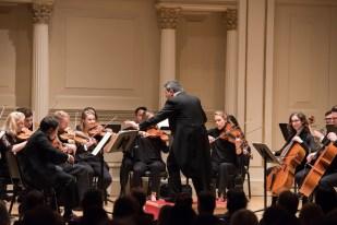 Chamber Orchestra of New York, Music Director Salvatore Di Vittorio