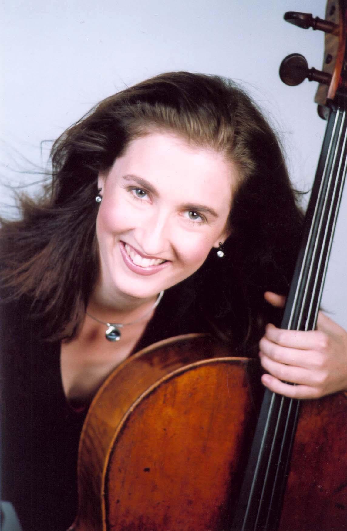 Violoncello, Leigh Stuart