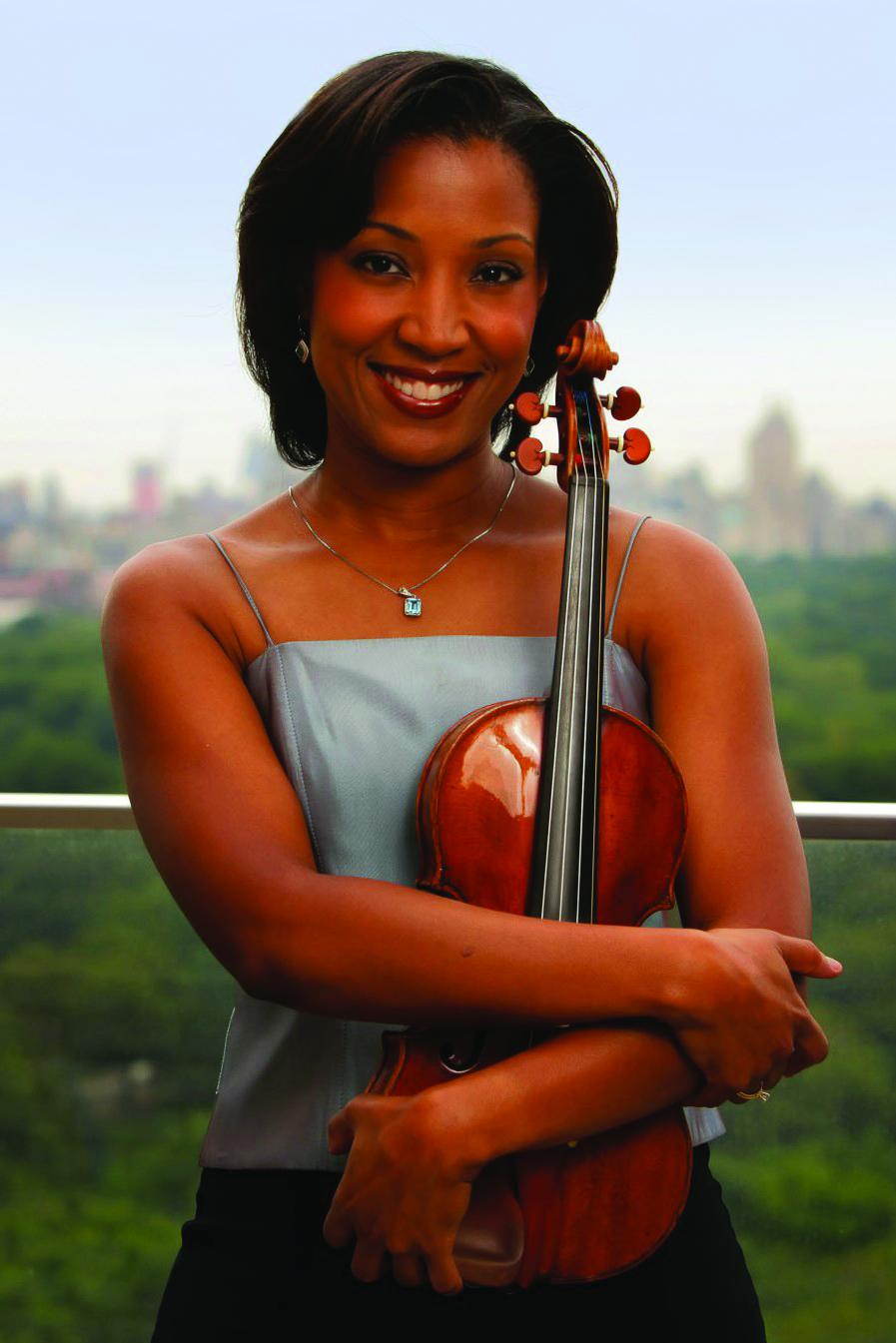 Violin 1, Kelly Hall Tompkins, Concertmaster