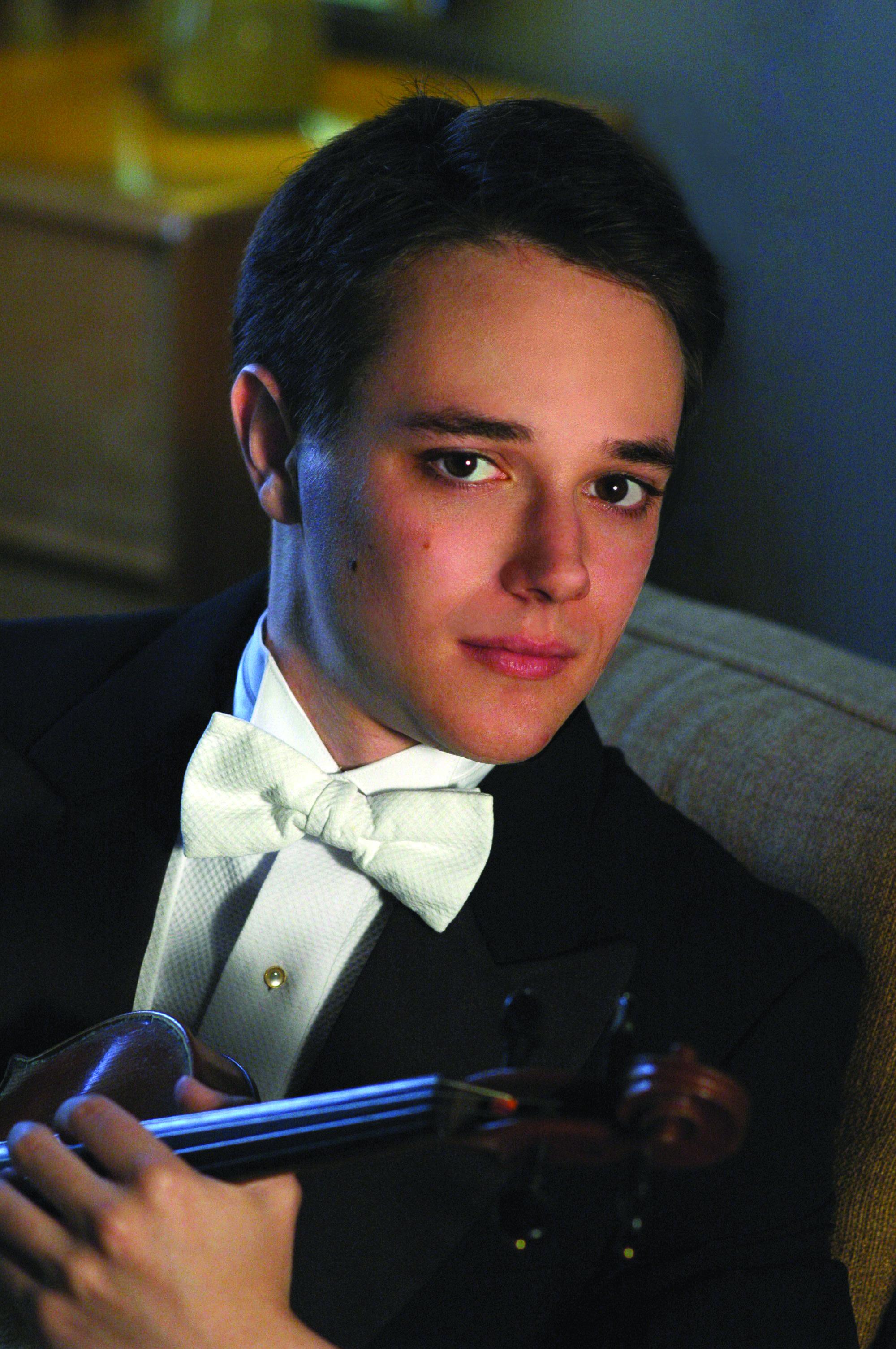 Violin 1, Nicholas Pappone