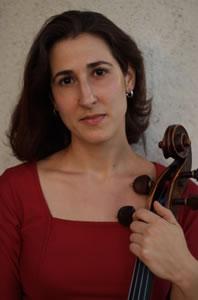 Susan Babini, violoncello - Milwaukee Symphony
