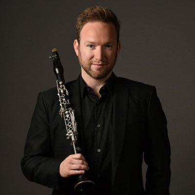 Sean Rice, clarinet - National Arts Centre Orchestra