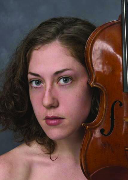 Joanna Marie Frankel, violin - Columbus Symphony