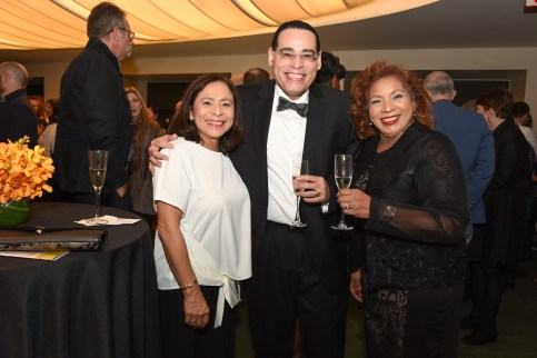 Chamber Orchestra of New York, 10th Anniversary Season Opener: 'Postcards from Italy', SOCIAL Reception