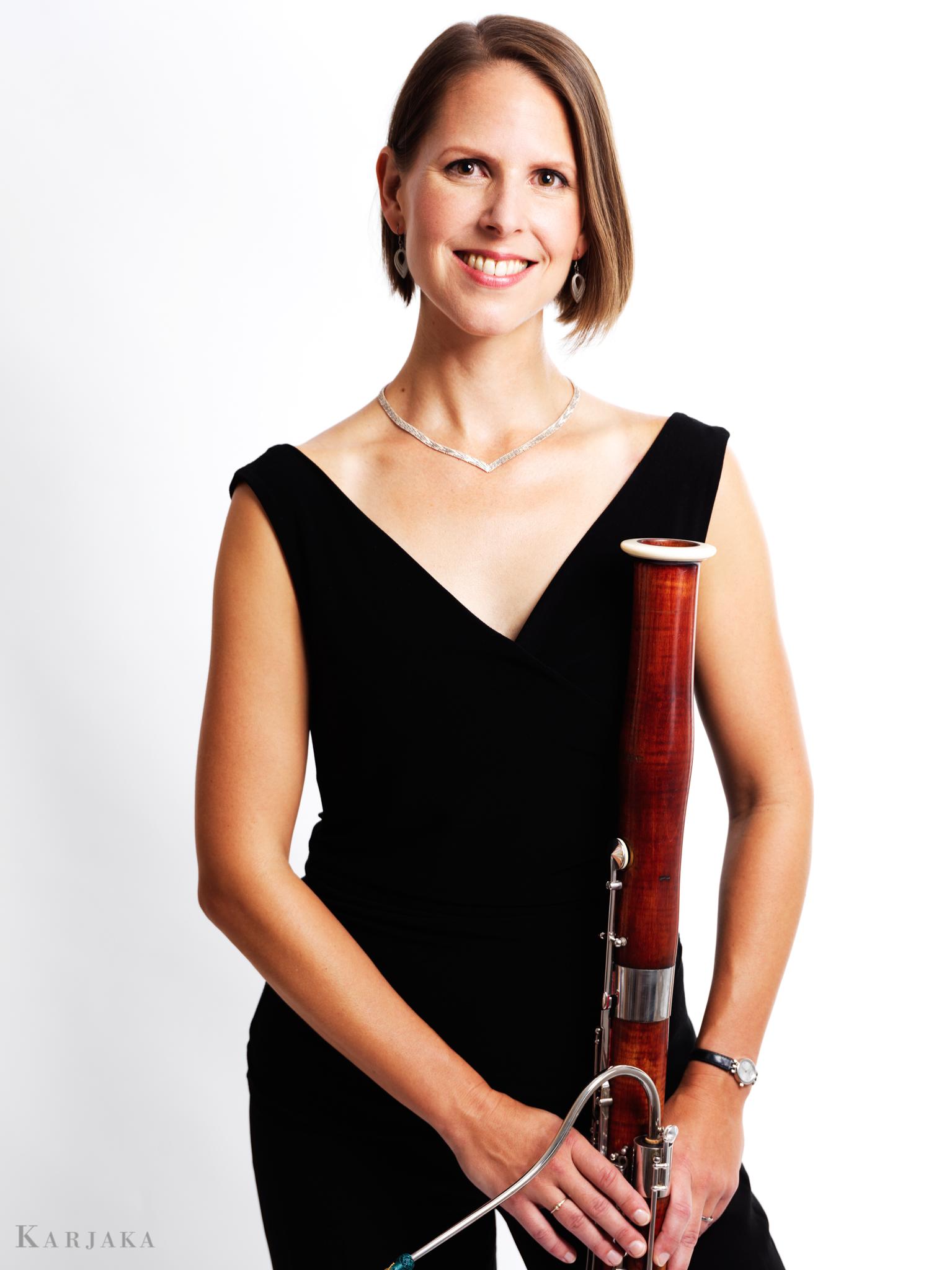 Bassoon, Stephanie Corwin, Principal
