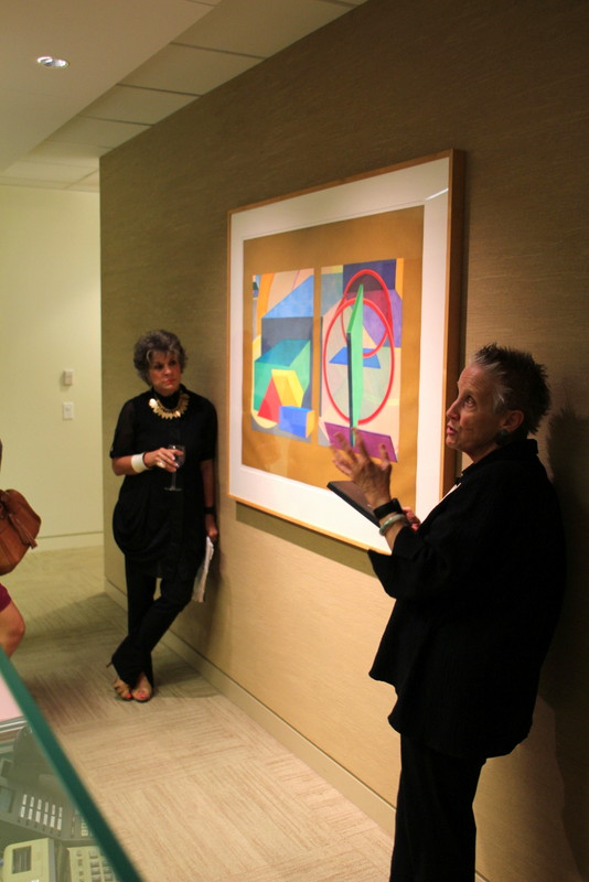 An Exclusive Tour Of The Carrington Coleman Modern Art Collection