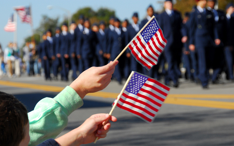 How to Honor Our Heroes on Veteran's Day