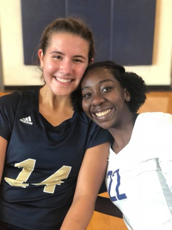 DeKalb County Volleyball Rivals Go Head to Head at CCHS ...