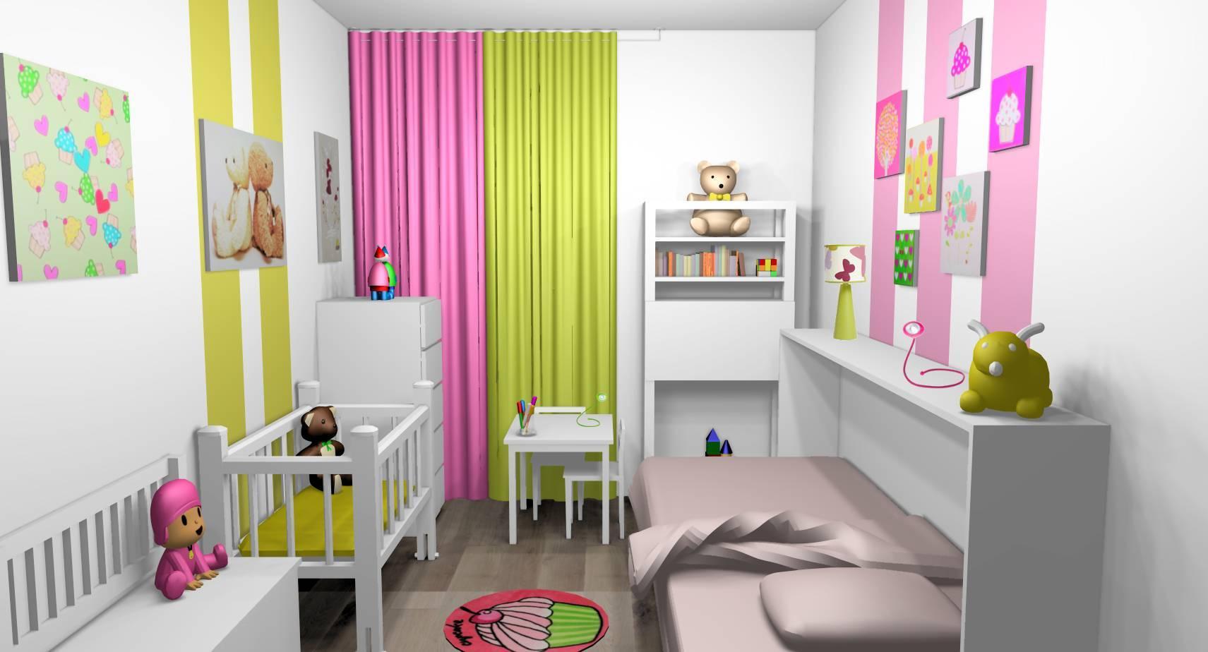Idee Deco Chambre Mixte Fille Garcon - Idee Deco Chambre