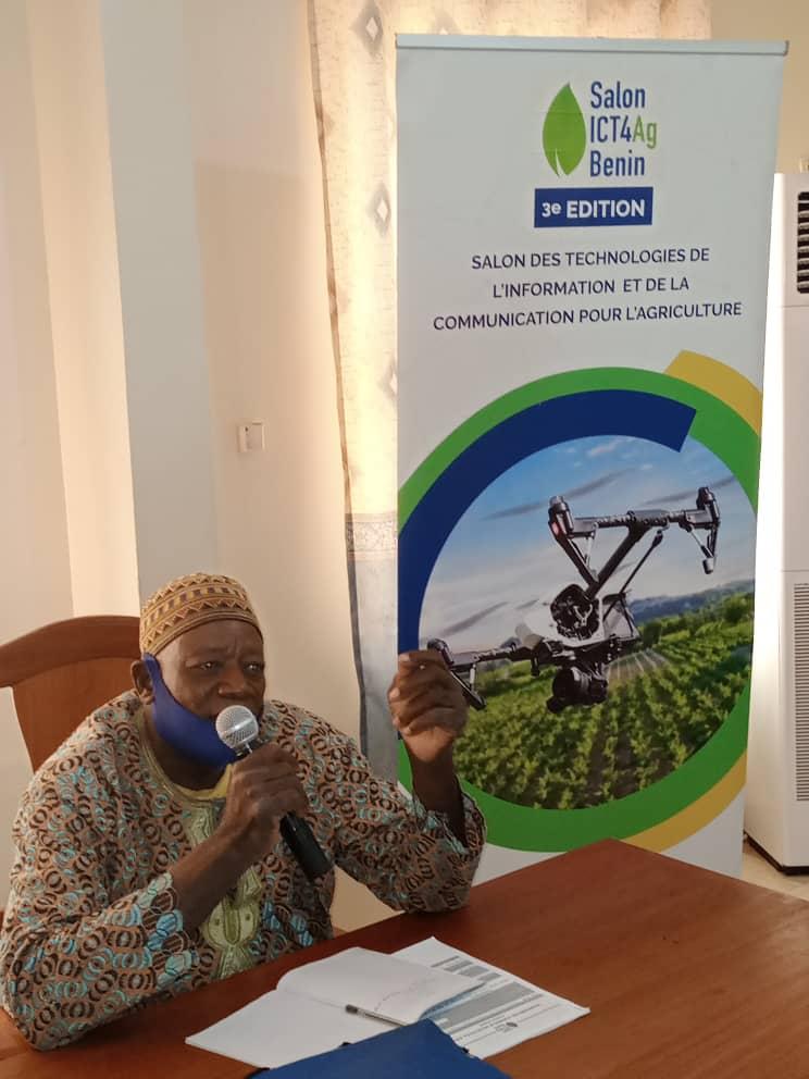 Read more about the article Salon ICT4Ag 2020 : Les Chambres d'Agriculture du Bénin tiennent le pari