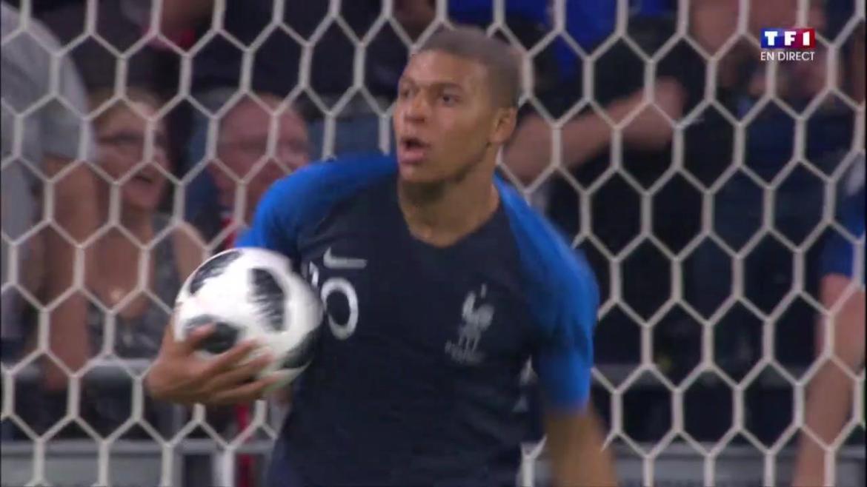 Mon billet du jour : Les Bleus sont en finale de la coupe du monde de foot et nous aussi !