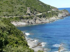 Côte Est Du Cap Corse