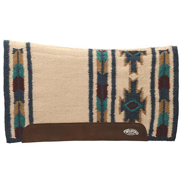 tapis western weaver leather flex felt contour 1