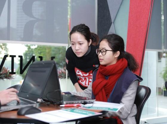 Con bạn sẽ nhận được những dịch vụ gì khi là sinh viên RMIT?