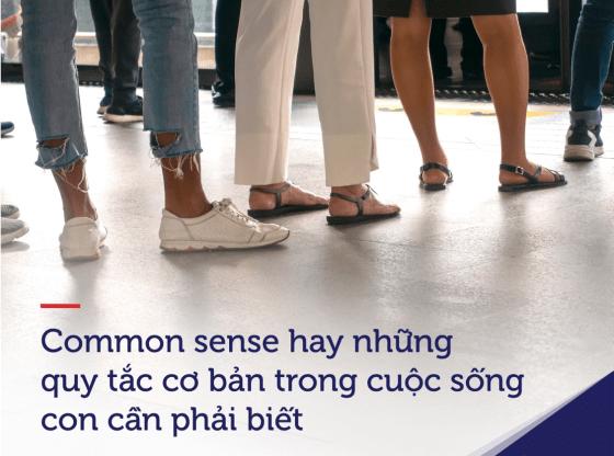 common sense nhung quy tac co ban trong cuoc song