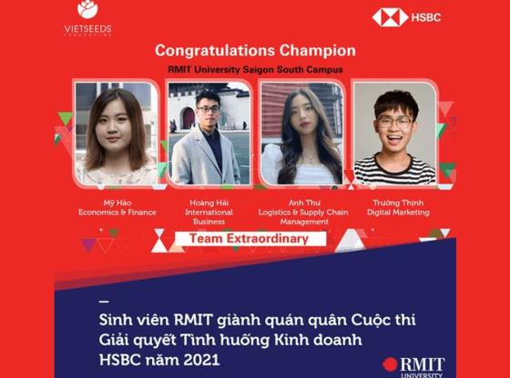HSBC RMIT 2021