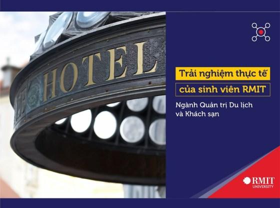 ngành quản trị du lịch và khách sạn RMIT