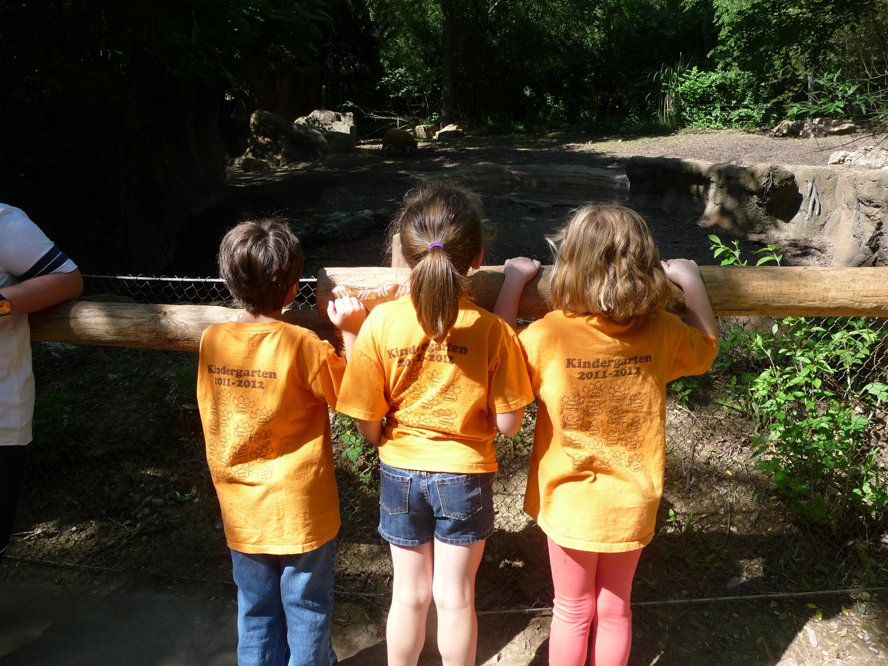 Nama Hewan Kindergarten Zoo Images