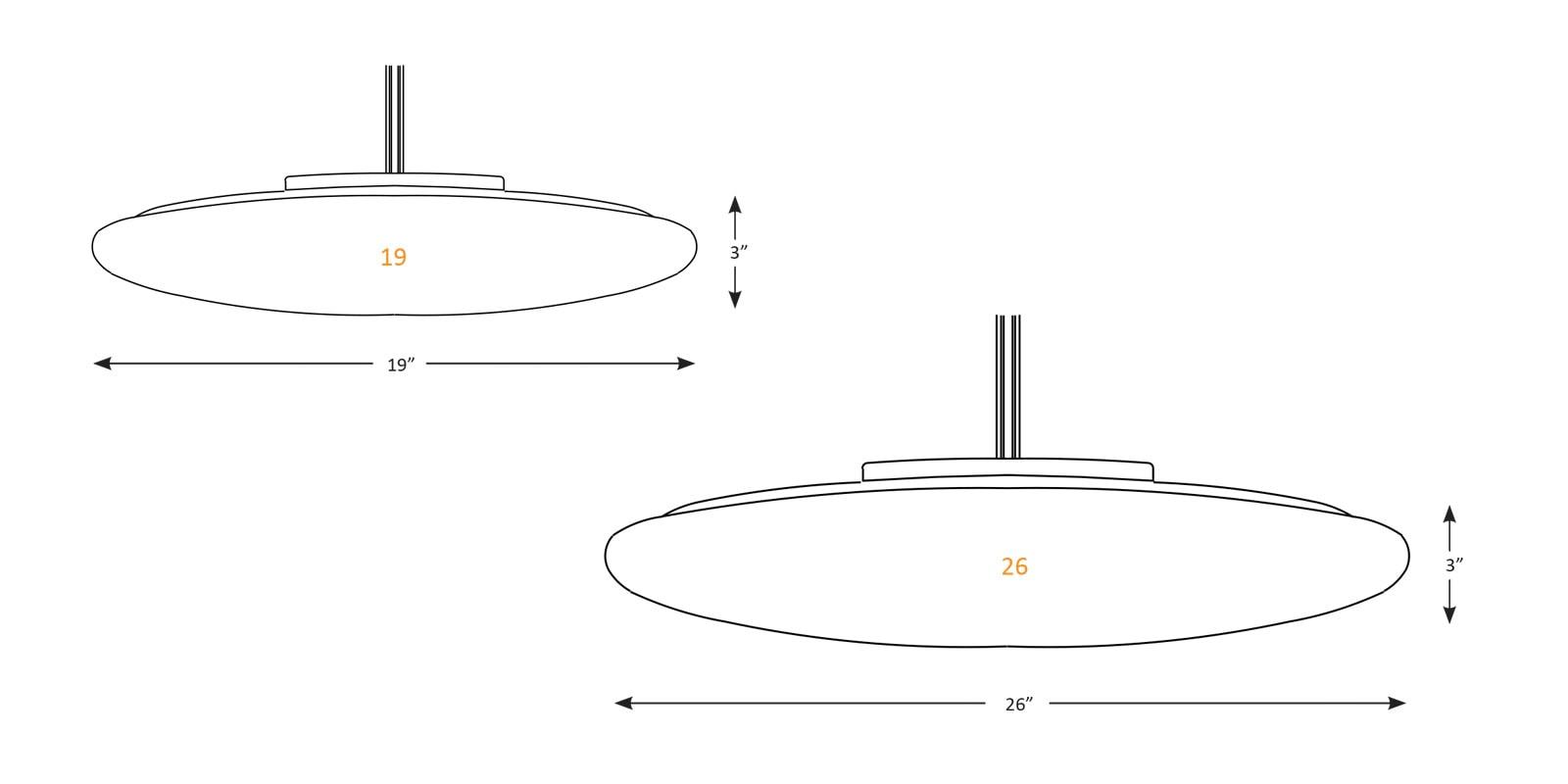 Contemporary Lens Cladding Kits