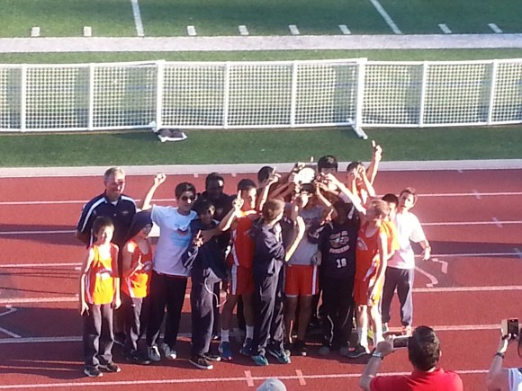 MS Track and Field
