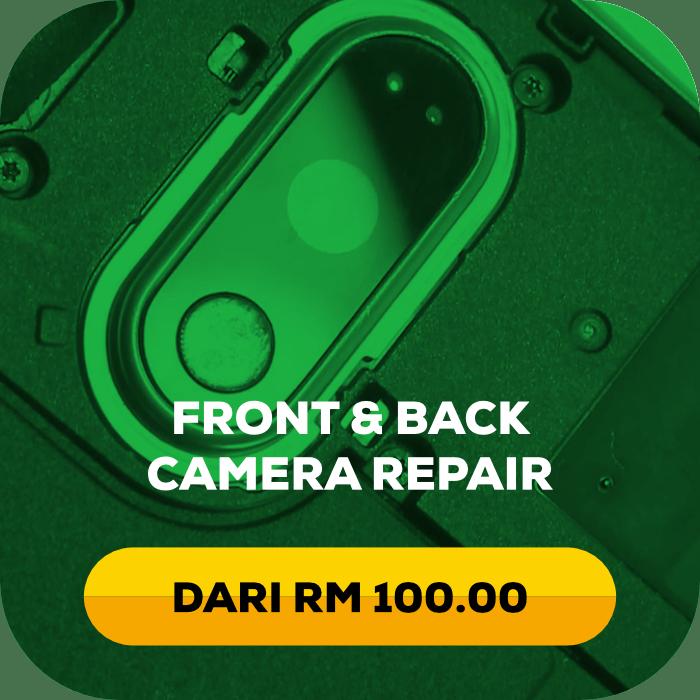 front back camera repair