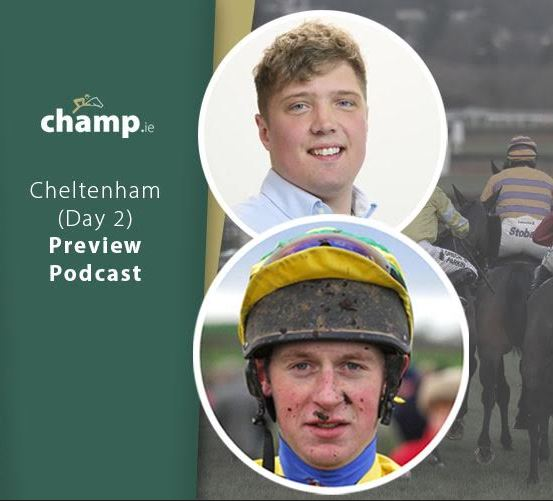 champ chelt podcast day 2