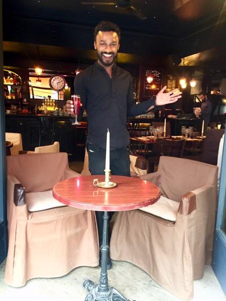 Bartender Roskin