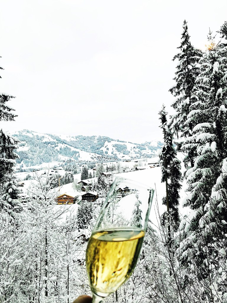 Champagne Travels Luxury Travel Site in Gstaad Switzerland with Eileen Callahan