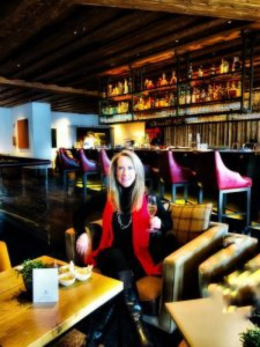 Eileen Callahan Luxury Travel Expert at Champagne Travels in Gstaad Switzerland