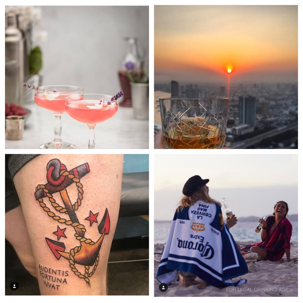 Champagne Travels Luxury Travel Writer Eileen Callahan writes about Wine and Spirits Accounts on Instagram