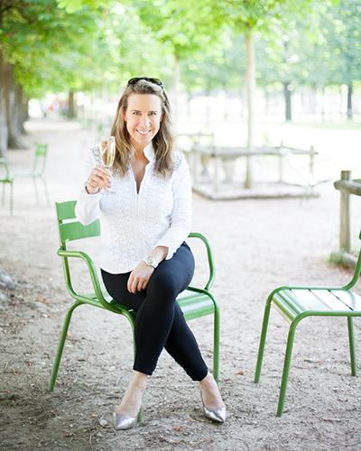 Eileen Calahan, Champagne-Travels.com