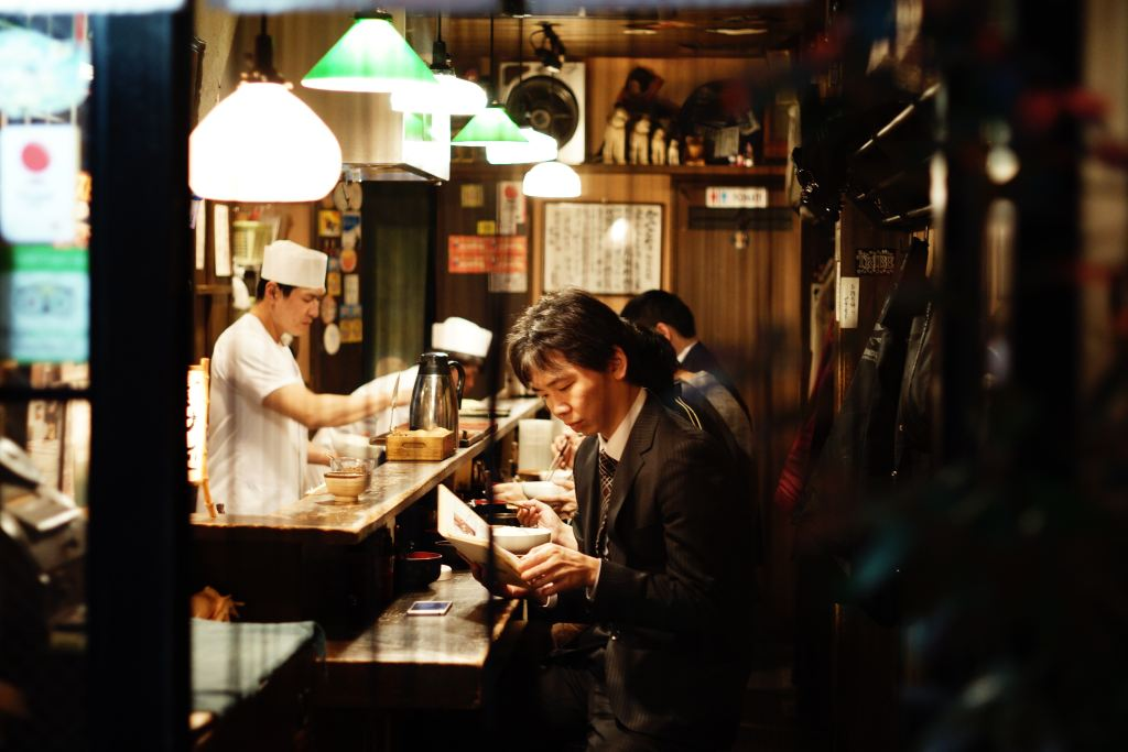 Champagne Travels in Osaka Japan