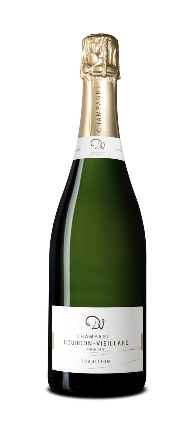 Dourdon Vieillard Champagne Cuvée Tradition Brut, Frankrijk